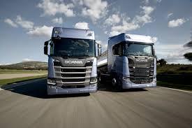 Quel est le modèle de camion Scania le plus vendu ?
