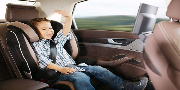 Des trajets automobiles plus agréables pour les enfants